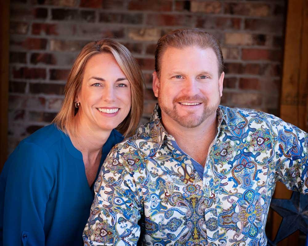 Monica and Cody Herring